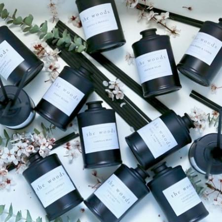 The Woods Candle Co - Australian Bush Diffuser