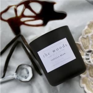 The Woods Candle Co - Vanilla Bean