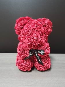 Rose Teddy Small