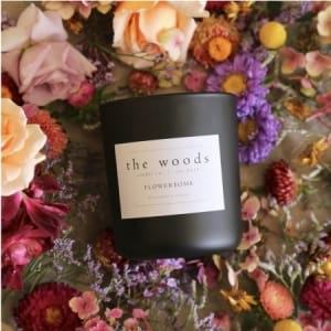 The Woods Candle Co - Flowerbomb