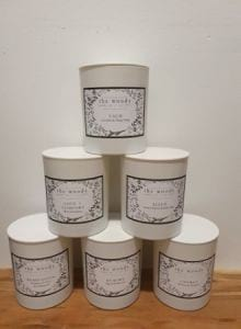 The Woods Candle Healing Collection - Meditation