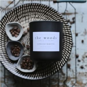 The Woods Candle Co - Espresso Martini